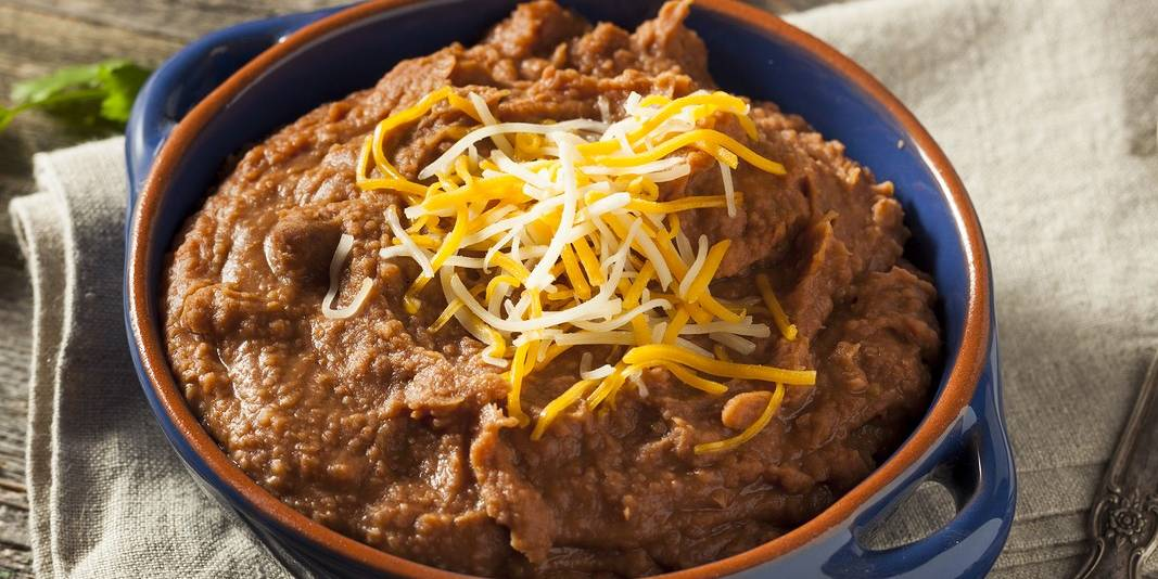 Refried Beans Reinvented