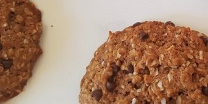 Banana Bread Coconut Oatmeal Cookies