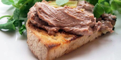 Perfect Chicken Liver pate