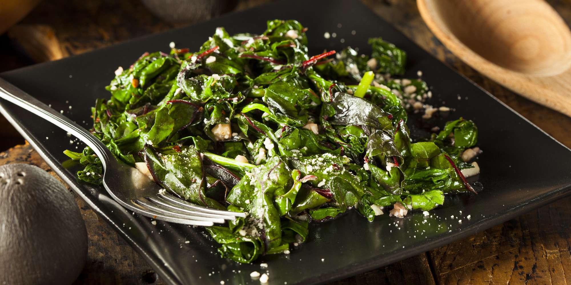 Sautéed Super Greens (Keto)
