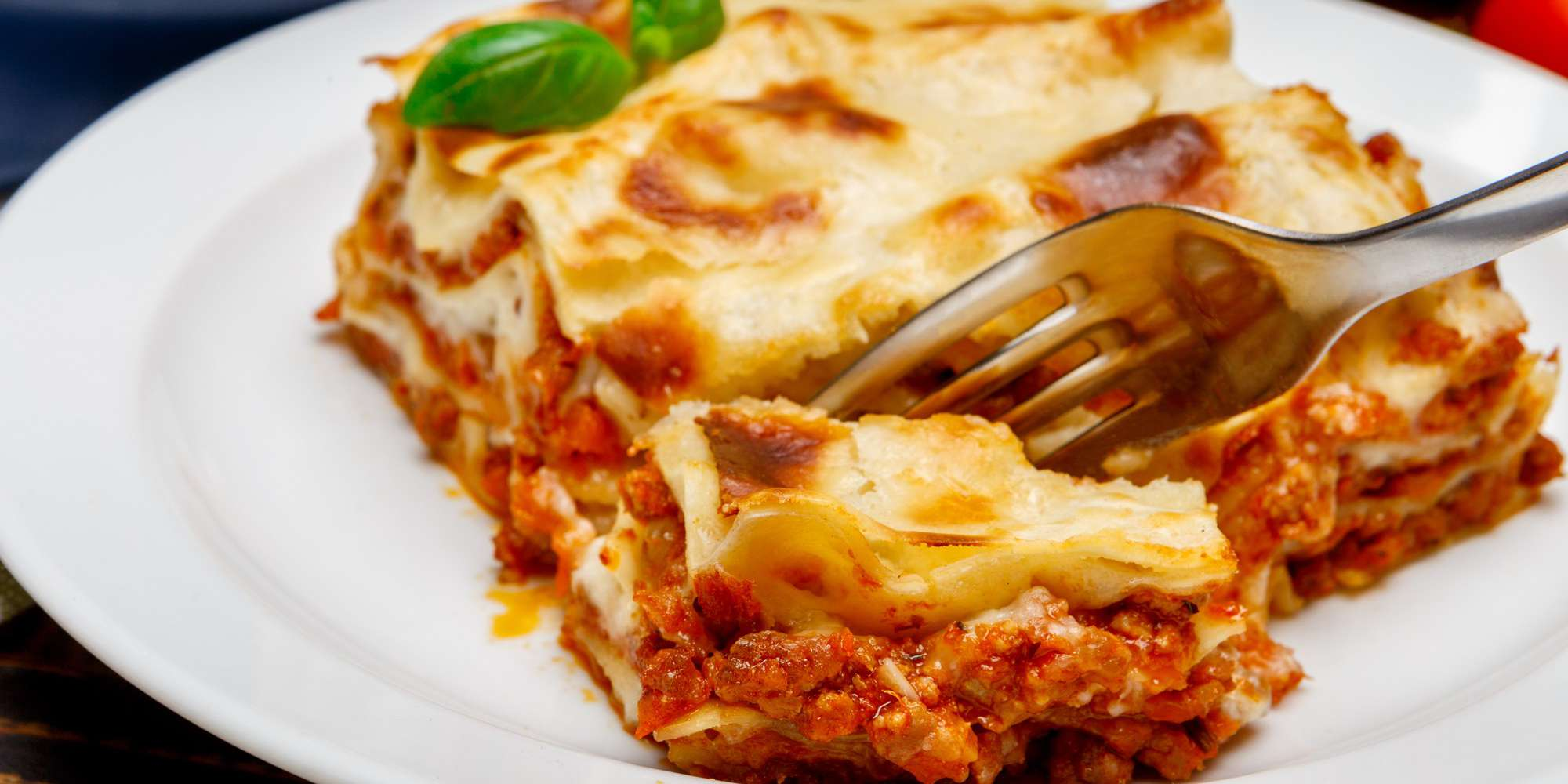 Turkey and Veggie Lasagna