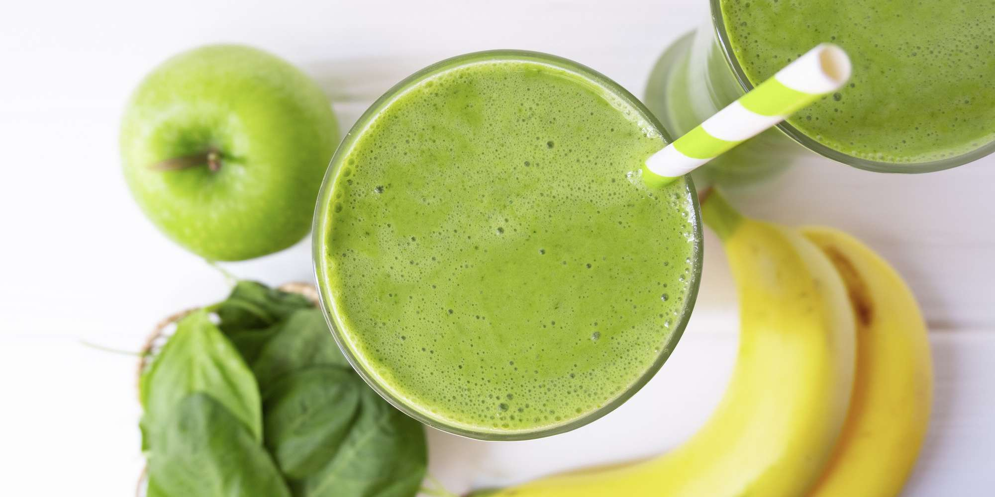 Superfood Green Monster Smoothie
