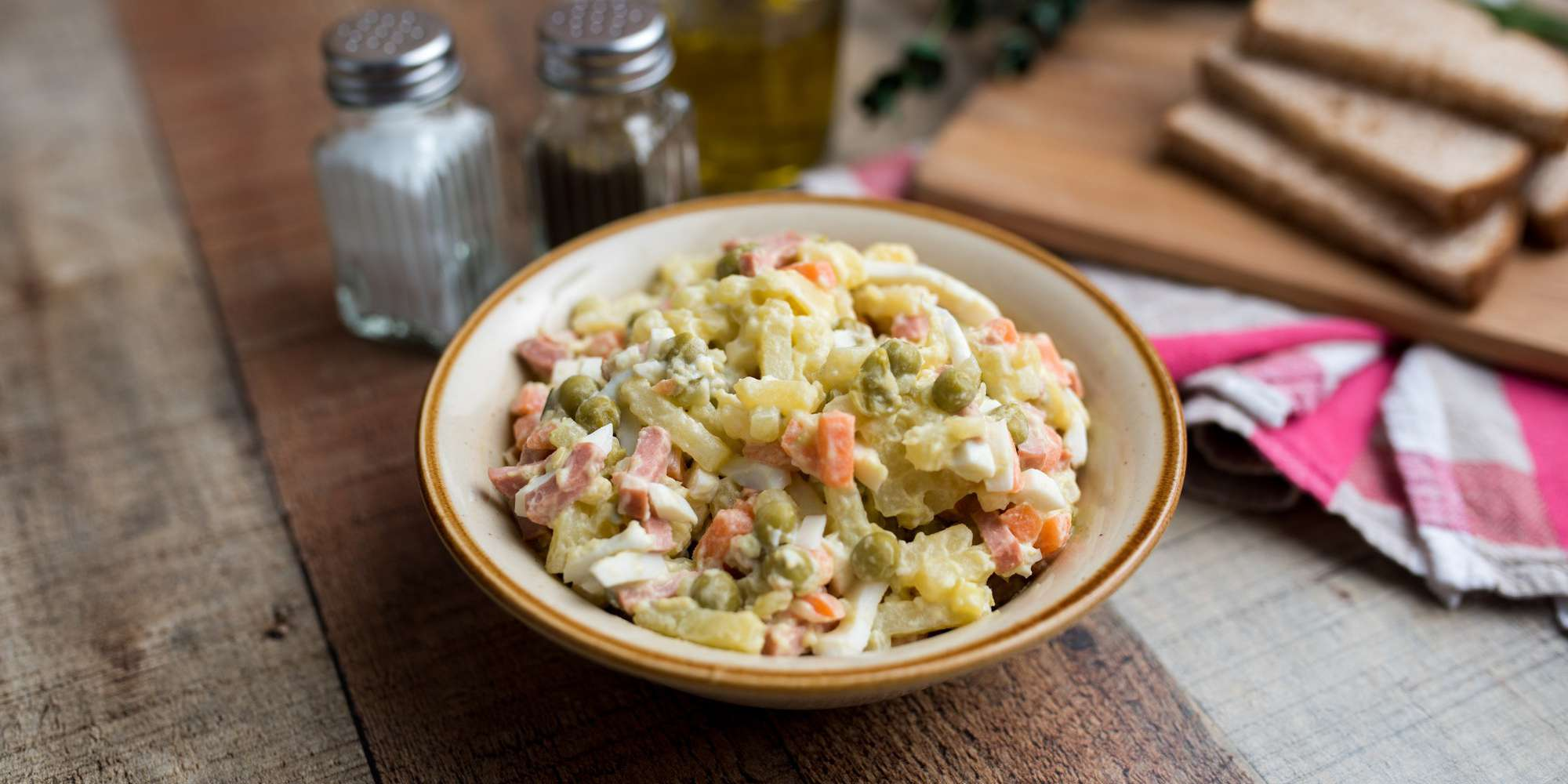 Lunch Box Green Bean Potato Salad