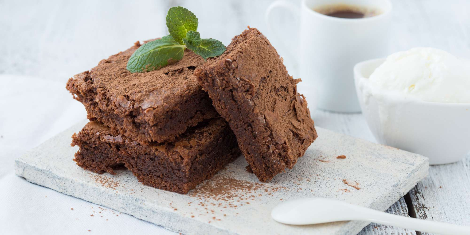 Flourless Sweet Potato Licorice Brownies