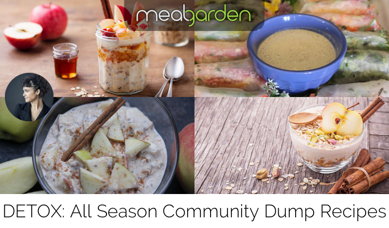 All Season Community Dump Recipes