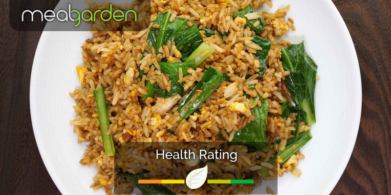 Brown Rice with Arugula - MealGarden