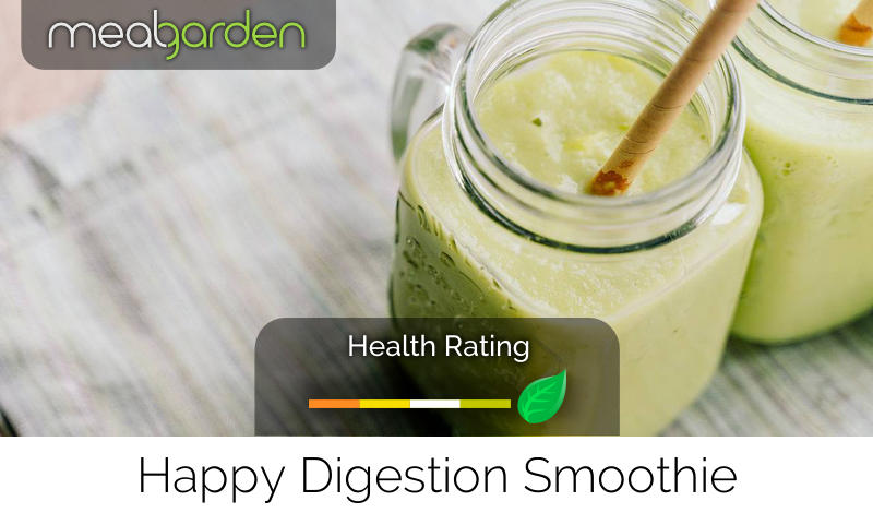 Happy Digestion Smoothie